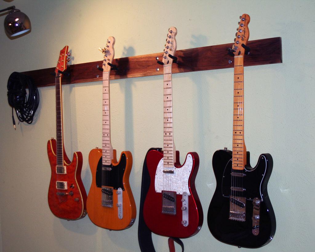 ギタースタンドの種類 Soundnote